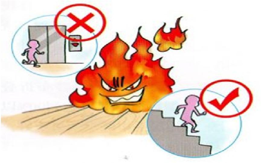 大学校园安全防火知识